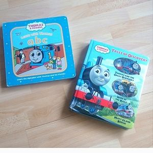 Thomas and Friends Board Books Lot of 2 Baby Books